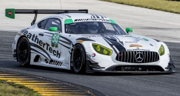 Mercedes-AMG GT3 comes to IMSA, America's premier endurance racing series