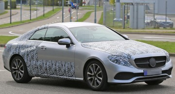 All-new Mercedes E-Class Coupe debut confirmed for Detroit