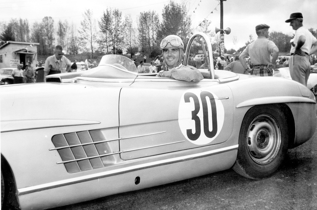 60 years ago: Second US championship for Paul O'Shea and Mercedes