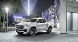 Book now! Mercedes-Benz X-Class can already be reserved
