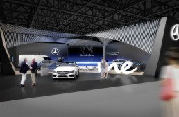 In the spotlight: Mercedes-Benz takes center stage at CES 20017