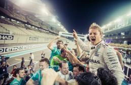 Shocking: Nico Rosberg ends his racing career