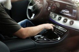 2017 Mercedes E-Class Coupe interior revealed in full