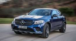 Mercedes-AMG GLC 43 Coupe: SUV Coupe with 367 PS in first test