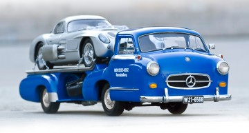 CMC Mercedes-Benz The Blue Wonder 1:18 – IN-DEPTH REVIEW