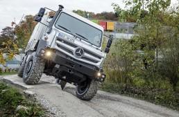 Drive the Unimog off-road at Mercedes' Gaggenau Museum