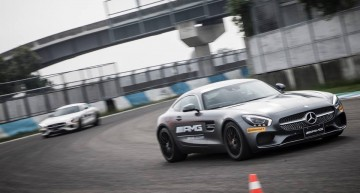 When time stood still – AMG Driving Academy Mannequin Challenge