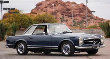 """""""Baby, you can drive my car"""" – John Lennon's Mercedes for sale for a fortune"""