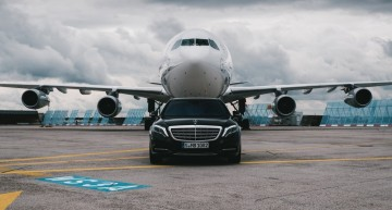 Mercedes-Benz and Lufthansa – Virtual Reality at 30,000 feet above the ground