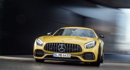 From 2020 on, Mercedes-AMG embraces hybridization