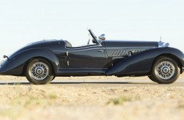 1939 Mercedes-Benz 540 K Special Roadster – Time machine for sale