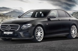 Brains and beauty reloaded – This is the Brabus-made Mercedes-Benz E-Class