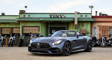 Born to be wild – Mercedes-AMG reveals its Super Bowl commercial on February, 5th