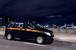 We'll get a cab – Mercedes-Benz launches the 2017 Vito Taxi in London