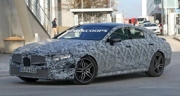 All-new Mercedes CLS keeps its name, launches next year