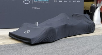 MERCEDES W08 FOR F1 SEASON 2017: New Silver Arrow arrives on February 23rd