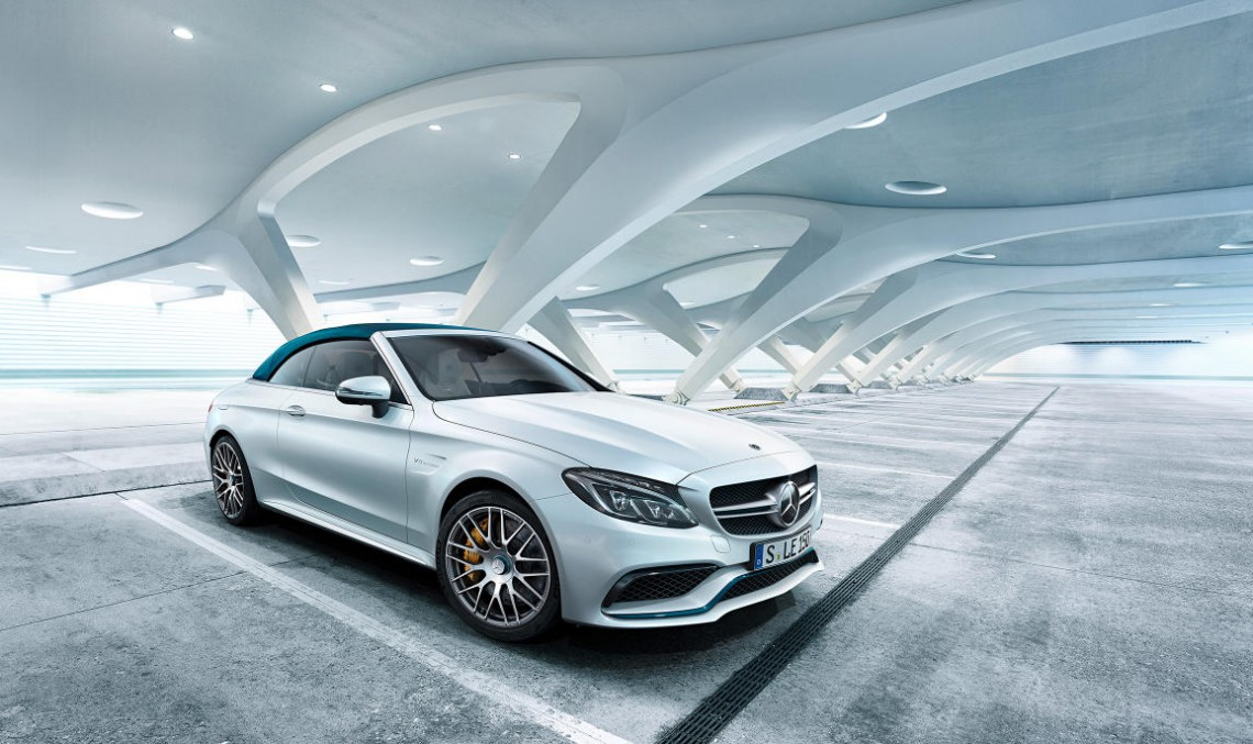 Summer wine – New edition cabriolets from Mercedes-AMG
