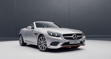 List Of Mercedes Benz Models. SLC RedArt Edition And SL Designo Edition U2013  Amplify The Open Air Driving Fun