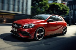 The Mercedes-Benz A-Class commercial – Ready for a new generation