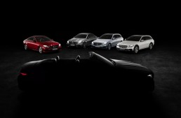 The E-Class family almost complete – Mercedes-Benz E-Class Cabriolet teased