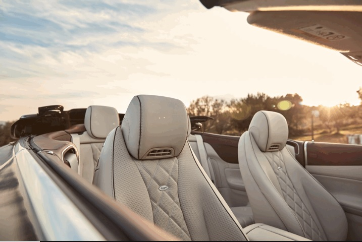 Let the sunshine in! Mercedes teases the E-Class Cabriolet before its Geneva reveal