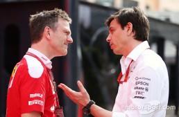 Former Ferrari engineer James Allison joins Mercedes as Technical Director