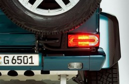 Mercedes-AMG G 65 4×4² V12 Convertible officially teased