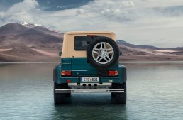 In the spotlight in Geneva: Mercedes-Benz E-Class Cabriolet and Mercedes-Maybach G 650 Landaulet