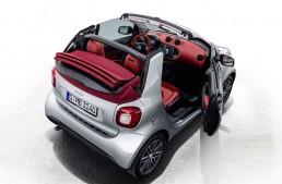 Smart Brabus Edition #2 Cabrio und Forfour Crosstown coming to Geneva