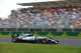 Mercedes puts both cars on the podium and Vettel wins, as the Formula 1 season kicks off in Australia