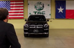Bulletproof – Gunman fires at his boss through the windshield of a Mercedes