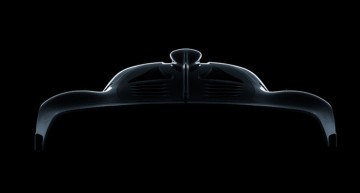 Mercedes-AMG Project One hypercar costs €2,275 million – latest info