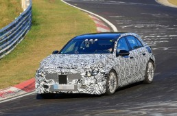 2018 Mercedes A-Class: New generation coming next year