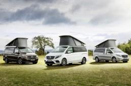 Mercedes V-Class Marco Polo HORIZON: New recreational vehicle