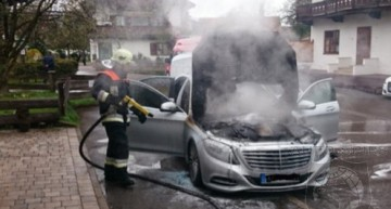 Mercedes reacts promptly: 1 million cars recalled for fire hazard