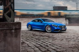 Madness reloaded – Deep blue Fostla 2017 Mercedes-AMG S63 Coupe S