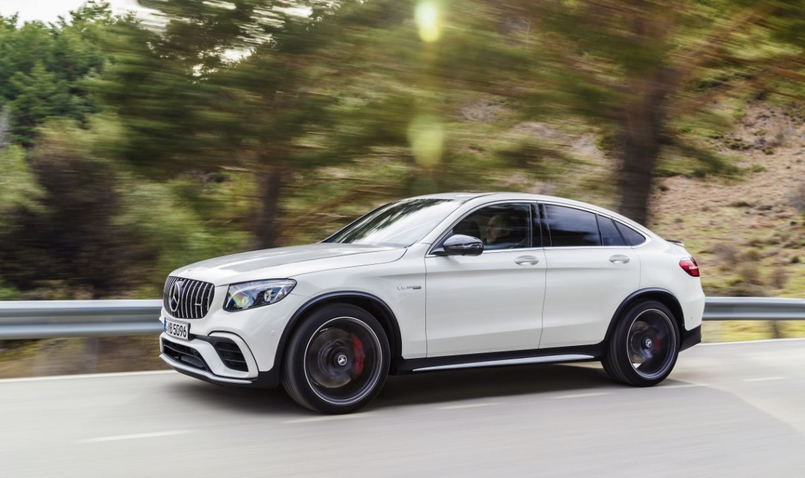 God of Thunder: FIRST TEST Mercedes-AMG GLC 63 S 4Matic+ Coupe