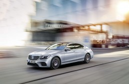 Earning stars – This is the first 2018 Mercedes-Benz S-Class commercial