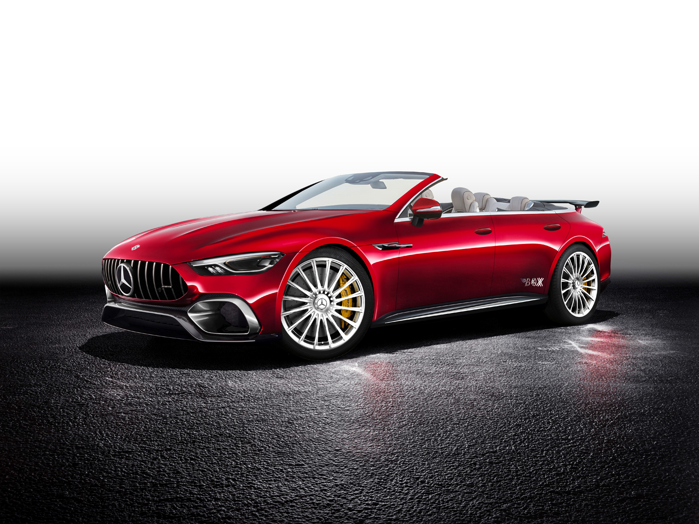 Mercedes Amg Gt Concept Gets Shooting Brake And Cabrio Treatments Mercedesblog