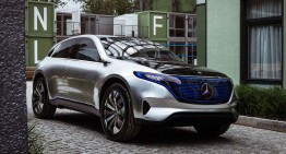 Mercedes EQ Concept First Drive: This is how the electric future goes