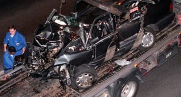 The Mercedes Lady Diana died in had been writen-off 3 years before the crash