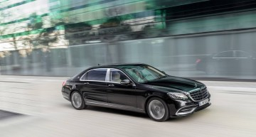Mercedes-Maybach S 560 4MATIC – Luxury at its best