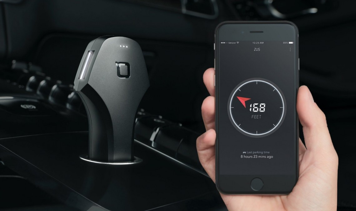 Nonda, the fast charger that connects to your ancient Benz