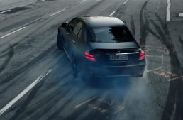 The Mercedes-AMG E 63 S 4MATIC+ campaign – When the sky is the limit