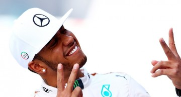 Lewis Hamilton is Forbes' 10th highest paid athlete on Earth