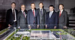 From Russia with love: Mercedes builds factory in Moscow