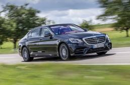 2017 Mercedes S-Class facelift driving report: 10 essentials