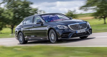 2017 Mercedes S-Class facelift driving report: 10 essentials