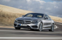 2018 Mercedes S-Class Coupe and Cabrio facelift coming to Frankfurt