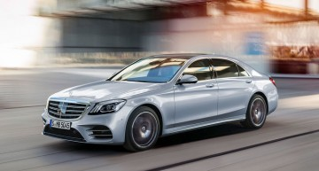 Exclusive first impression: 2018 Mercedes S-Class facelift (plus list price)